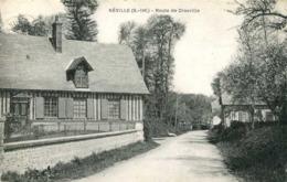 NEVILLE =   Route De Crasville   1118 - Andere Gemeenten