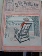 La Vie Parisienne.année 1907.deuxième Semestre.26 Numéros.du 6 Juillet 1907 Au 28 Décembre 1907. - Bücher, Zeitschriften, Comics