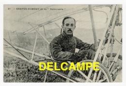 """DF / AVIATION / AVIATEUR / SANTOS-DUMONT ET SA """" DEMOISELLE """" - Flieger"""
