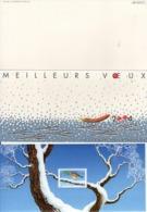Timbres - Souvenir Philatélique - Meilleurs Voeux  - Bloc Souvenir (neuf SANS Blister) - 2004 - Souvenir Blocks & Sheetlets