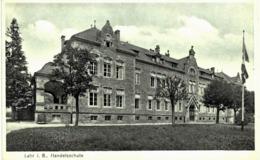 Allemagne -Lahr Handelsschule - Lahr