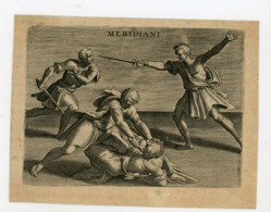 """MERIDIANI"" GRAVURE DE ? - Prints & Engravings"