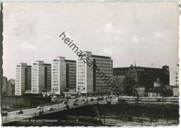 Hamburg - Hochhäuser Am Hauptbahnhof - Foto-Ansichtskarte - Verlag H. Von Seggern & Sohn Hamburg - Mitte
