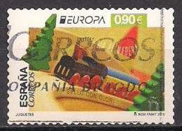 Spanien  (2015)  Mi.Nr.    Gest. / Used  (4ga29)  EUROPA - 1931-Heute: 2. Rep. - ... Juan Carlos I