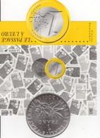 Timbres - Souvenir Philatélique - Passage à L'Euro - Bloc Souvenir (neuf SANS Blister) - 2002 - Blocs Souvenir