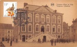 Tongeren Tongres  Stadhuis Hotel De Ville , Limbufilex '92  30 Jaar Postzegelclub Ambiorix   Barry 1686 - Tongeren