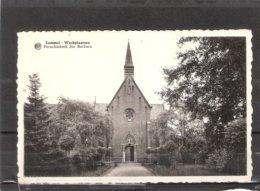 Lommel  - Werkplaatsen / Parochiekerk Ste Barbara - Lommel