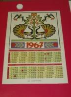 Kalender Calendrier - 1964 - Pub Reclame De Landwacht - Calendriers