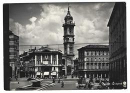 1407 - VARESE PIAZZA MONTE GRAPPA ANIMATA 1953 - Varese