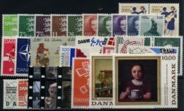 Dinamarca Nº 937/65. Año 1989 - Nuovi