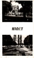 79 NIORT  L'EGLISE SAINT-HILAIRE  LE JARDIN DE LA BRECHE - Niort