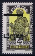 Cote-d'Ivoire : Yv 89a Surcharge Renversee, Postfrisch/neuf Sans Charniere /MNH/** - Ivoorkust (1892-1944)