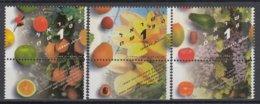 ISRAËL - Philex - 1996 - Nr 1394/96 - MNH** - Nuovi (con Tab)
