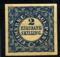 Dinamarca Nº 1R. Año 1885 - 1864-04 (Christian IX)