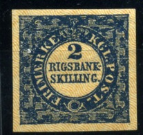 Dinamarca Nº 1R. Año 1885 - Nuovi