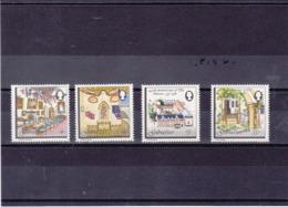 GIBRALTAR 1981 CONVENT Yvert 425-428 NEUF** MNH - Gibraltar