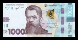 Ucrania Ukraine 1000 Hryven 2019 Pick New SC UNC - Ucrania