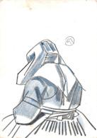 "¤¤   -    Illustrateur  "" MATHURIN  MEHEUT ""   -  N° 162  -  Vieille Bretonne    -  ¤¤ - Meheut"