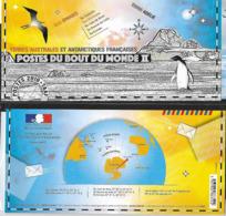 TAAF 2019 - Postes Du Bout Du Monde ** (sous Blister) - Blocchi & Foglietti