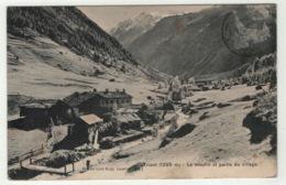 Suisse // Schweiz // Switzerland //  Valais //  Trient, Le Moulin Et Partie Du Village - VS Valais
