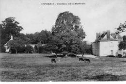 Iffendic (35) - Château De La Morinais. - Francia