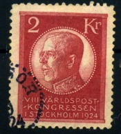 Suecia Nº 176. Año 1924 - Sweden