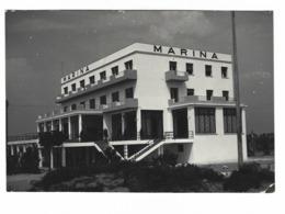 1444 - HOTEL MARINA BIBIONE SPIAGGIA S MICHELE AL TAGLIAMENTO VENEZIA 1950 CIRCA - Venezia (Venice)