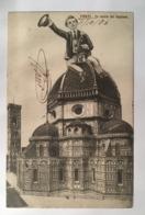 V 11038 Firenze - Un Saluto Dal Cupolone Nel 1906 - Firenze (Florence)