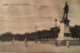 V 11040 Firenze - Piazza Dell'indipendenza - Firenze