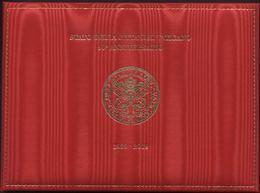 2019 Vaticano, II° TIRATURA Folder 90° Anniversario Stato Della Città Del Vaticano - Vatican