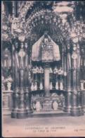 POSTAL FRANCIA - CATHEDRALE DE CHARTRES - LA VIERGE DU PILIER - ND - Chartres