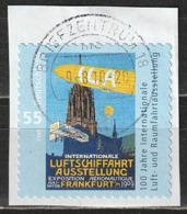 BRIEFZENTRUM 18 Mc - 9. 8 10 - 20 - Mi N. 2755 - INTERNATIONALE LUFT - [7] Repubblica Federale
