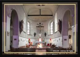 27  GAILLON   ... Intérieur  De  L'église - Francia