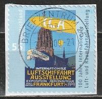 BRIEFZENTRUM 25 Ma - 27. 11 09 - 21 - Mi N. 2755 - INTERNATIONALE LUFT - [7] Repubblica Federale