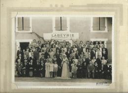 Baigts Photo Ancienne Mariage Dans Les Landes - Personnes Anonymes