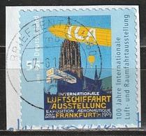 BRIEFZENTRUM 60 Mb - 7. 6 10 - .. - Mi N. 2755 - INTERNATIONALE LUFT - [7] Repubblica Federale