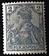 1900 Germania ( Reichspost ) Mi. 53**) - Neufs
