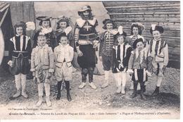 OZOIR-LE-BREUIL - Les Gais Semeurs - Lundi De Pâques 1933 - Autres Communes