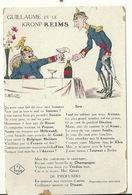 HUMOUR MILITARIA / GUILLAUME ET LE KRONP-REIMS - Humoristiques