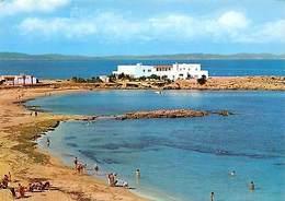 Spain Formentera Baleares, Hotel Rocabella Y Playa Es Pujols Beach - Spanien