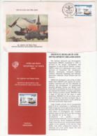 India 1999 FDC + Information On  Defence Research & Development Organization, DRDO, Prithvi Missile, Tank, Radar, - FDC
