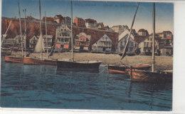 Helgoland - Unter- Und Oberrand - 1915 Feldpost - Helgoland