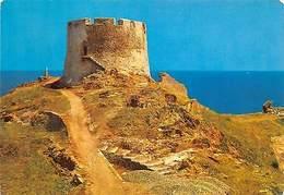 Italy Sardegna Pittoresca S. Teresa Di Gallura, Longonsardo Tower Torre - Italia