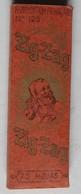 Papier à Cigarettes ZIG ZAG N°125 Le Zouave Complet - Altri