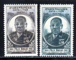 Inde 1945 Yvert 234 / 235 ** TB - Unused Stamps