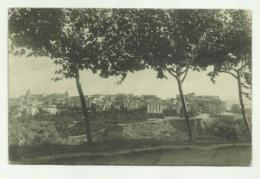 PANORAMA DI CATANZARO - DALLA VILLA PEPE 1917 VIAGGIATA   FP - Catanzaro