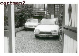 2 PHOTOGRAPHIES AUTOMOBILE VOITURE CAR CITROEN DAF - Coches