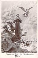 Sculpturochromie Mastroianni Jeanne D'Arc La Bienheureuse  AN99 - Mastroianni