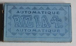 Guerre WW2 Papier à Cigarettes Riz Lacroix Présentation Provisoire Suite De La Pénurie N°136 Gommé - 1939-45