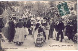 PONT-AVEN - Le Concours De Danse - Pont Aven